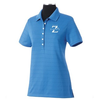 Women's polo shirt with Big Z Classic logo