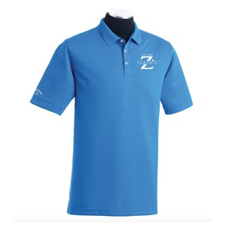 Polo shirt with Big Z Classic logo