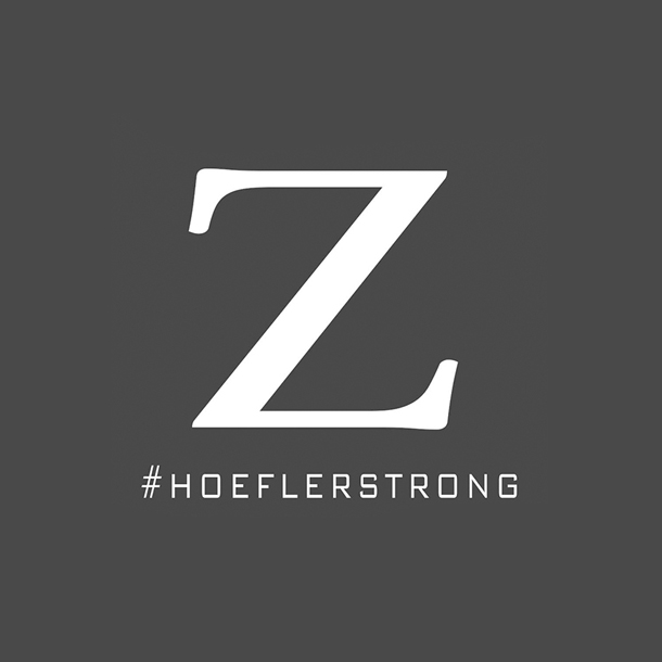 Hoefler Strong logo